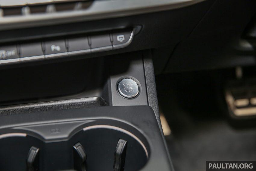 新车图集:全新 Audi A4 1.4 TFSI 与 2.0 TFSI Quattro。 Image #25341