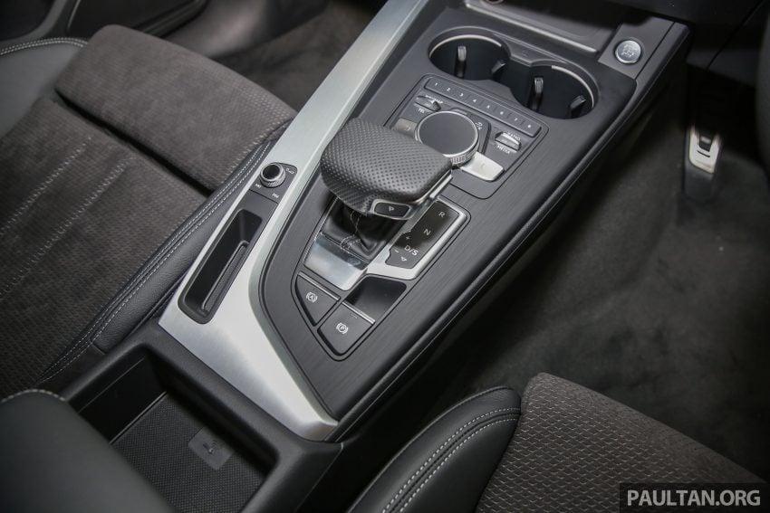 新车图集:全新 Audi A4 1.4 TFSI 与 2.0 TFSI Quattro。 Image #25342