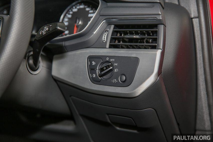 新车图集:全新 Audi A4 1.4 TFSI 与 2.0 TFSI Quattro。 Image #25345