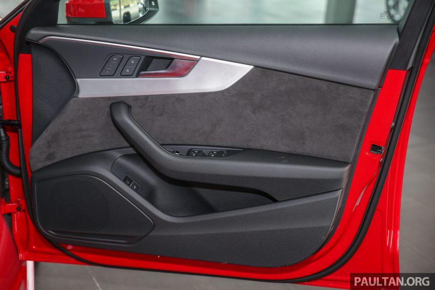 新车图集:全新 Audi A4 1.4 TFSI 与 2.0 TFSI Quattro。 Image #25347