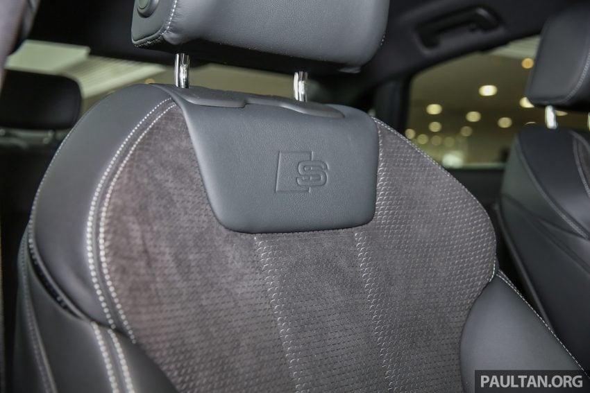 新车图集:全新 Audi A4 1.4 TFSI 与 2.0 TFSI Quattro。 Image #25356
