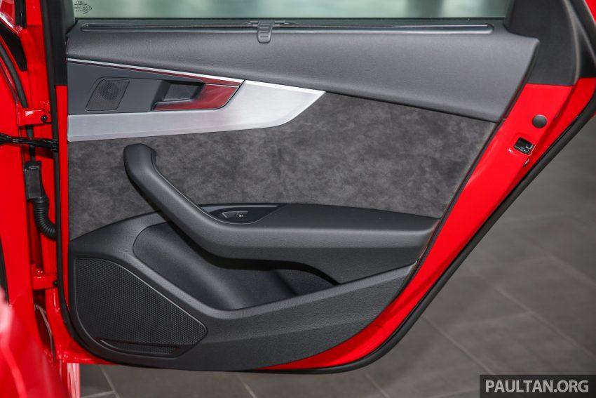 新车图集:全新 Audi A4 1.4 TFSI 与 2.0 TFSI Quattro。 Image #25357
