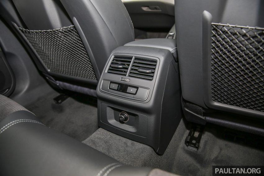 新车图集:全新 Audi A4 1.4 TFSI 与 2.0 TFSI Quattro。 Image #25361