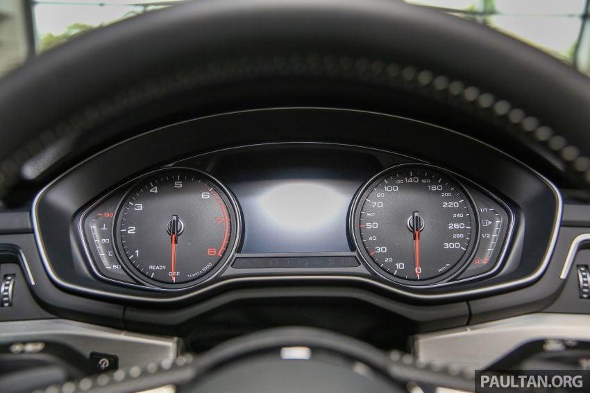 新车图集:全新 Audi A4 1.4 TFSI 与 2.0 TFSI Quattro。 Image #25336