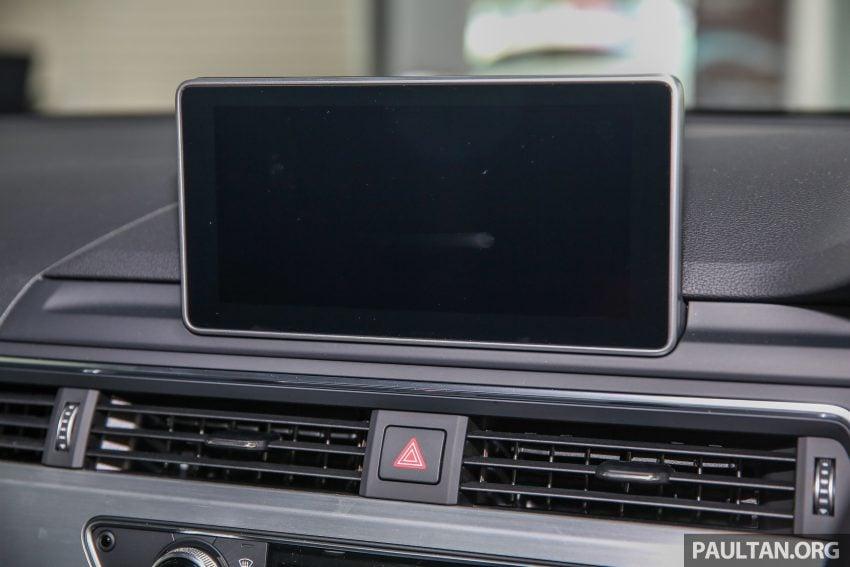 新车图集:全新 Audi A4 1.4 TFSI 与 2.0 TFSI Quattro。 Image #25338