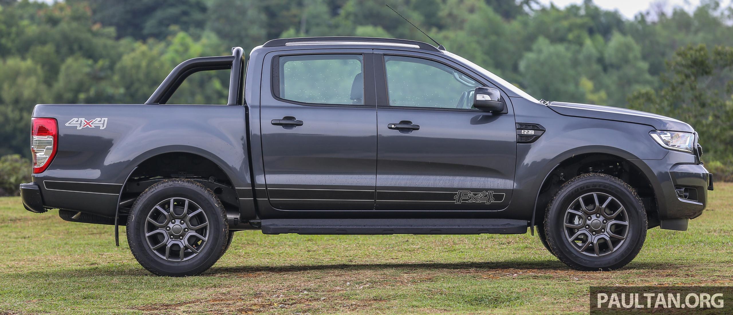 新车图集:Ford Ranger 2.2L FX4,更具运动化气息。 Ford_Ranger_Fx4_Ext-13 - Paul Tan 汽车资讯网