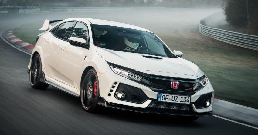 新 Honda Civic Type R 重夺纽柏林赛道前驱单圈速之王! Image #27311