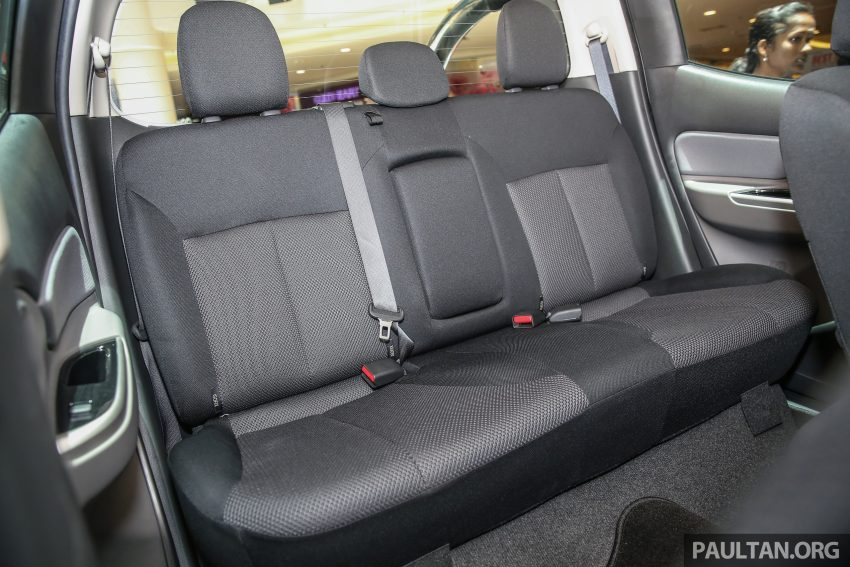Mitsubishi Triton 将推升级版, 安全配备提升, 周五上市。 Image #24351