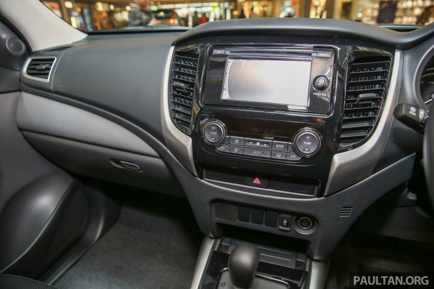Mitsubishi Triton 将推升级版, 安全配备提升, 周五上市。 Image #24290