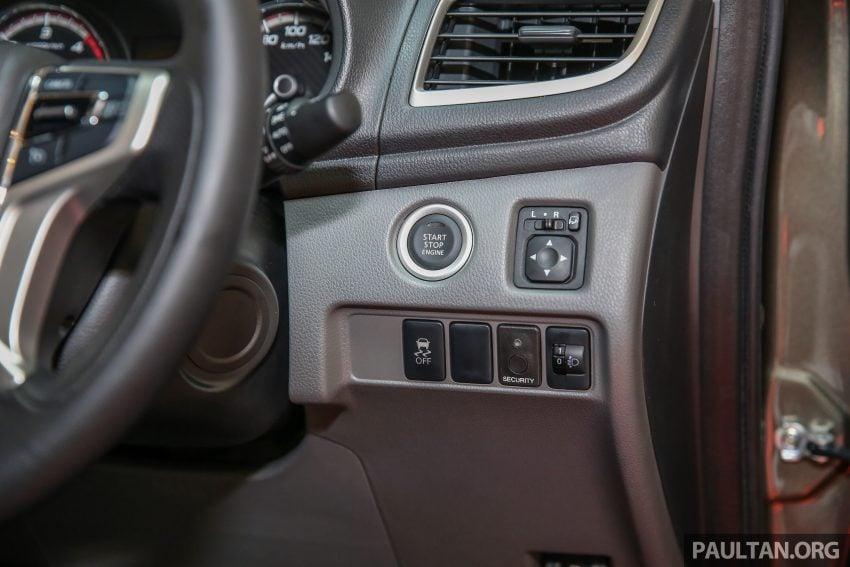 Mitsubishi Triton 将推升级版, 安全配备提升, 周五上市。 Image #24292