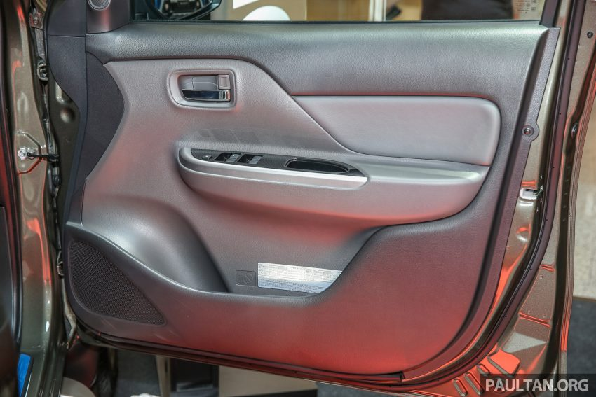 Mitsubishi Triton 将推升级版, 安全配备提升, 周五上市。 Image #24293