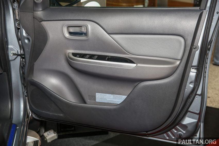 Mitsubishi Triton 将推升级版, 安全配备提升, 周五上市。 Image #24322