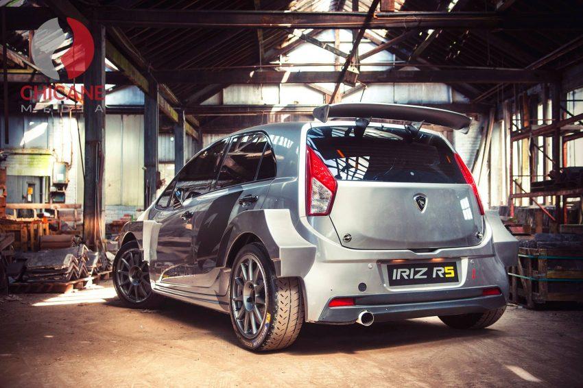 来势汹汹,WRC拉力赛车 Proton Iriz R5 首批官图曝光。 Image #30261