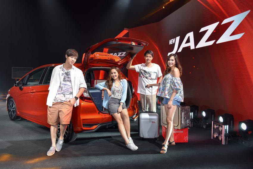 小改款 Honda Jazz 泰国全球首发,售价从RM 70K起。 Image #30166