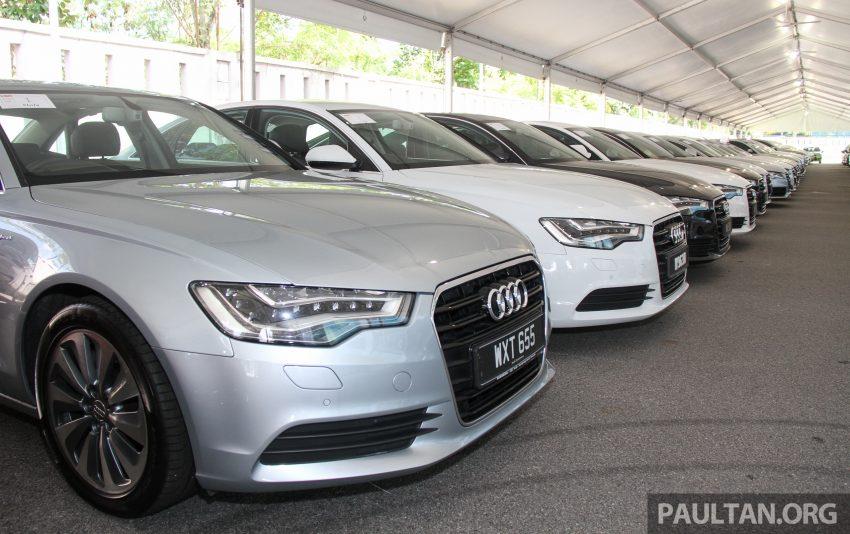 开斋节促销, Audi A及Q系二手车型拍卖, 售价RM 70K起。 Image #30248