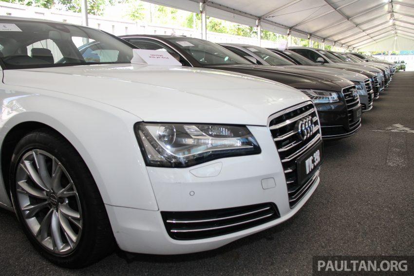 开斋节促销, Audi A及Q系二手车型拍卖, 售价RM 70K起。 Image #30250