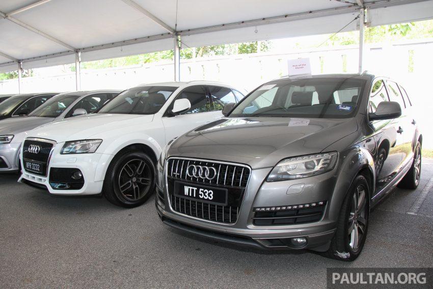 开斋节促销, Audi A及Q系二手车型拍卖, 售价RM 70K起。 Image #30252
