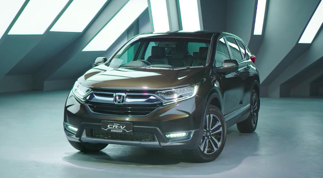 印尼 Honda CR-V 超完整广告视频,与本地规格很接近? Honda CR-V commercial ...
