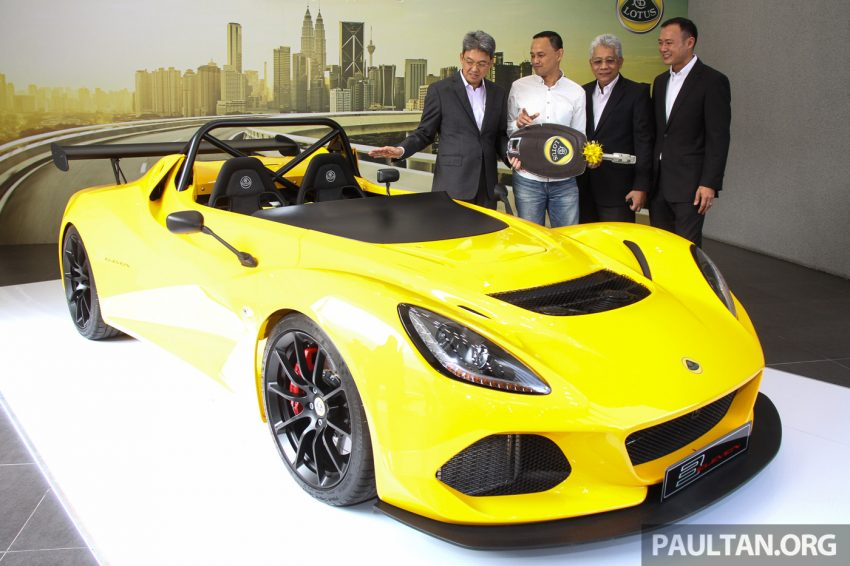 Lotus 3-Eleven 正式登陆大马市场,双版本售RM640k起。 Image #28466