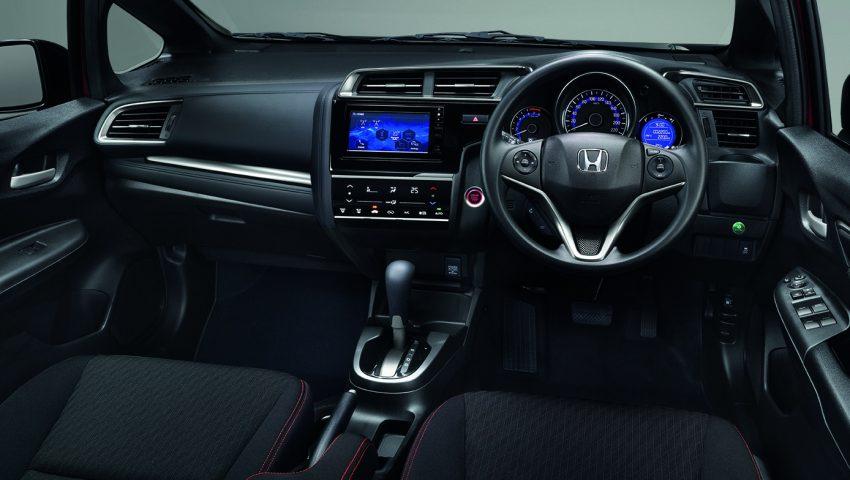 小改款 Honda Jazz 泰国全球首发,售价从RM 70K起。 Image #30174