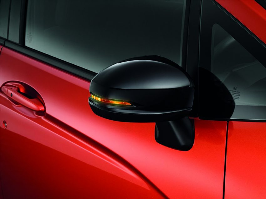 小改款 Honda Jazz 泰国全球首发,售价从RM 70K起。 Image #30175