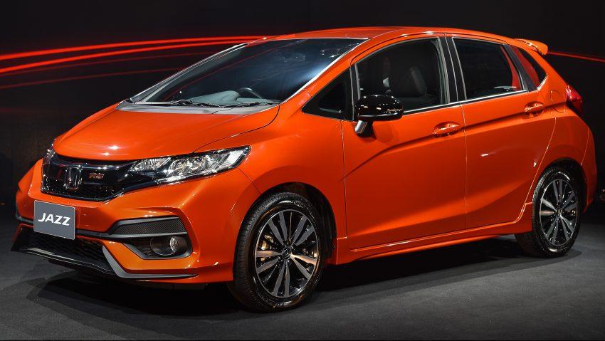 小改款 Honda Jazz 泰国全球首发,售价从RM 70K起。 Image #30173