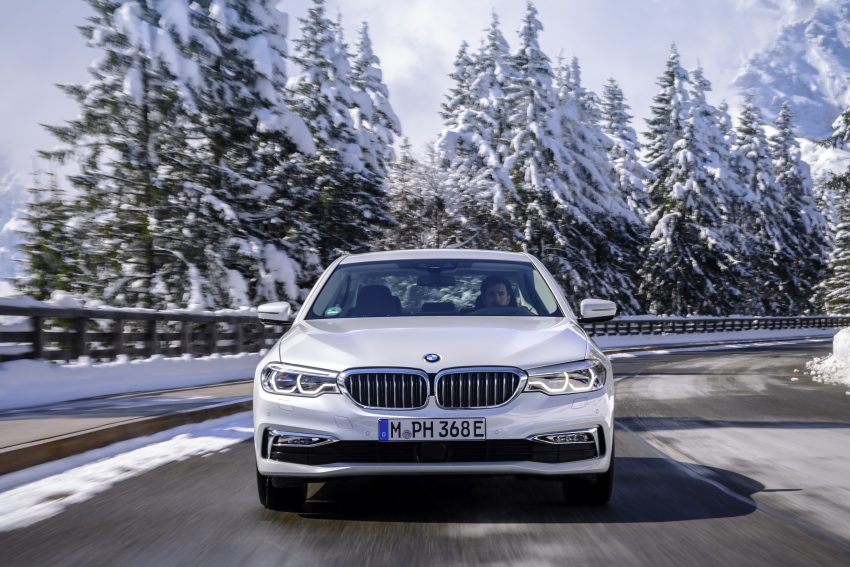 图集:G30 BMW 530e iPerformance,原厂公布规格! Image #28080
