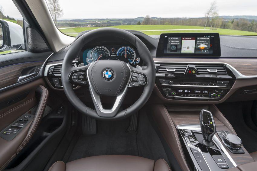 图集:G30 BMW 530e iPerformance,原厂公布规格! Image #28092