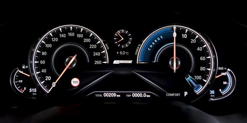 图集:G30 BMW 530e iPerformance,原厂公布规格! Image #28093
