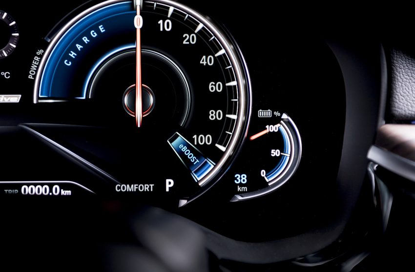 图集:G30 BMW 530e iPerformance,原厂公布规格! Image #28094