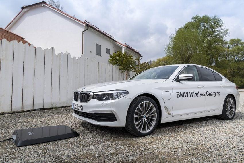 图集:G30 BMW 530e iPerformance,原厂公布规格! Image #28098