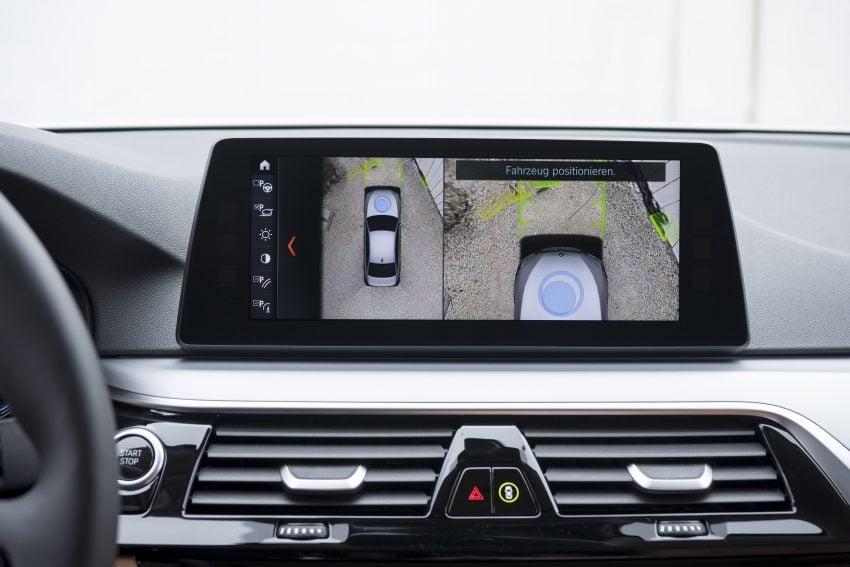 图集:G30 BMW 530e iPerformance,原厂公布规格! Image #28105