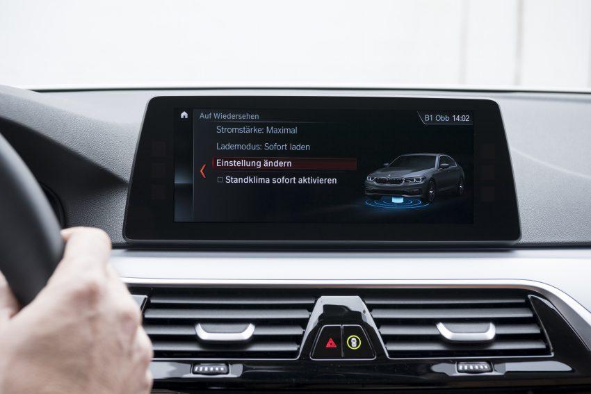 图集:G30 BMW 530e iPerformance,原厂公布规格! Image #28106