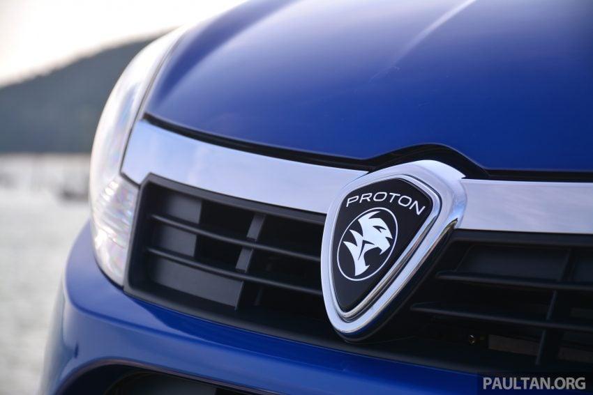 DRB-Hicom 宣布出售 Proton 49.9% 股权给中国吉利控股集团,同时吉利将会完全接收 Lotus 跑车品牌所有业务。 Image #30679