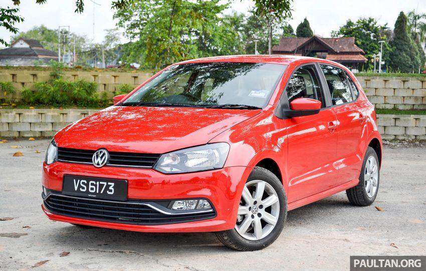 试驾:都市之驹 Volkswagen Polo, 高性价比入门级德系。 Image #29004