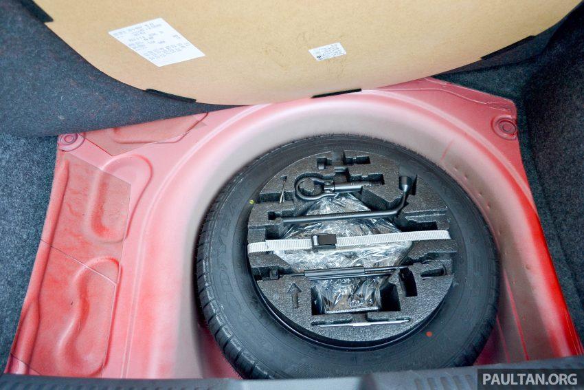 试驾:都市之驹 Volkswagen Polo, 高性价比入门级德系。 Image #29013