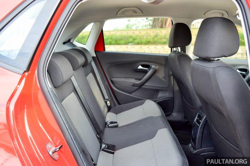 试驾:都市之驹 Volkswagen Polo, 高性价比入门级德系。 Image #29016