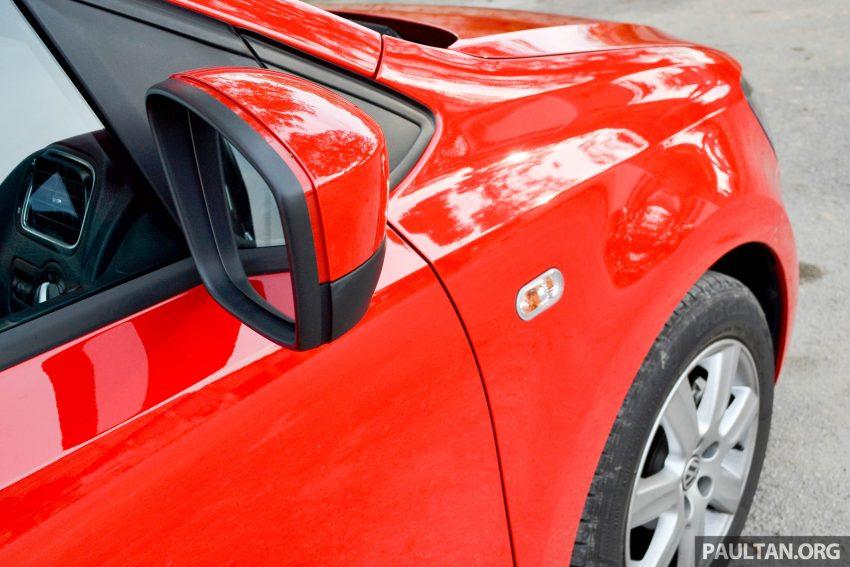 试驾:都市之驹 Volkswagen Polo, 高性价比入门级德系。 Image #29019