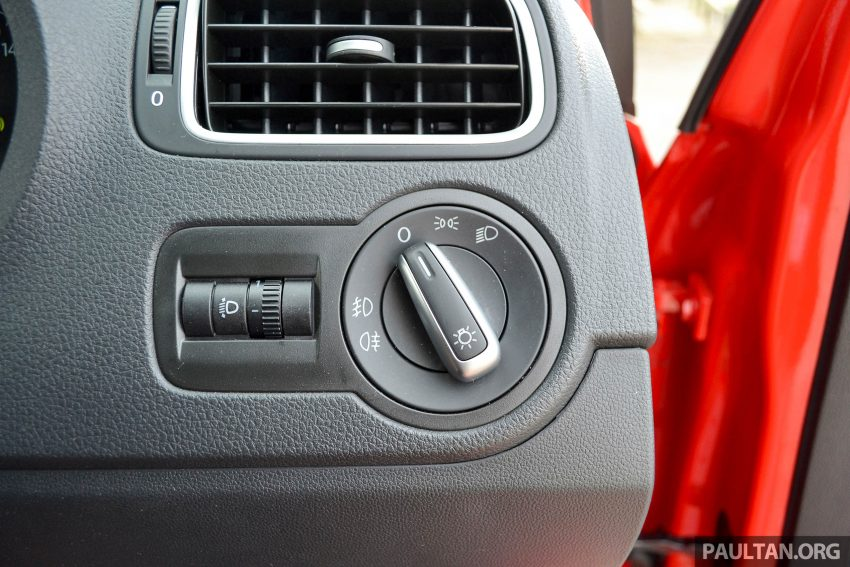 试驾:都市之驹 Volkswagen Polo, 高性价比入门级德系。 Image #29020