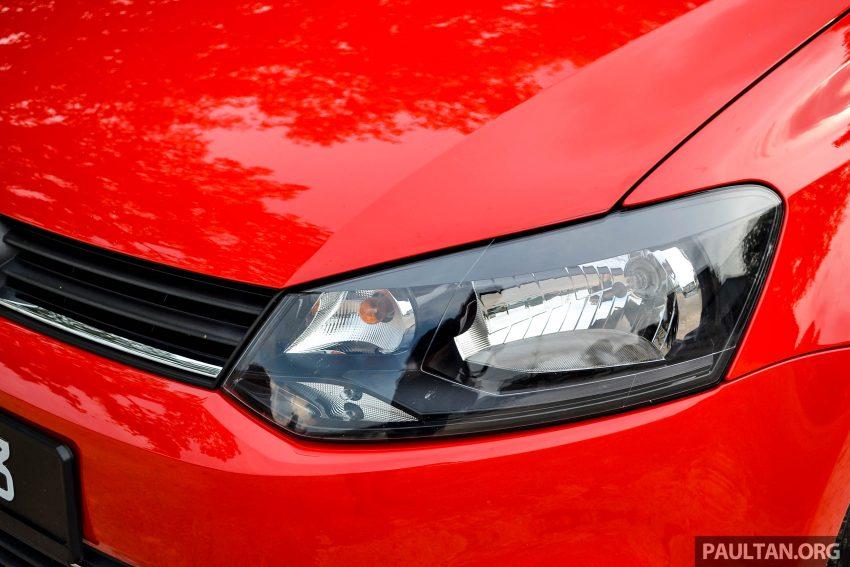 试驾:都市之驹 Volkswagen Polo, 高性价比入门级德系。 Image #29005