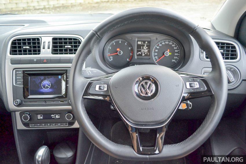 试驾:都市之驹 Volkswagen Polo, 高性价比入门级德系。 Image #29025