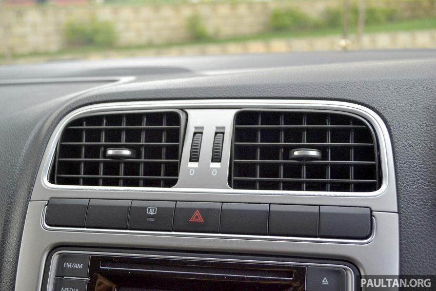 试驾:都市之驹 Volkswagen Polo, 高性价比入门级德系。 Image #29026