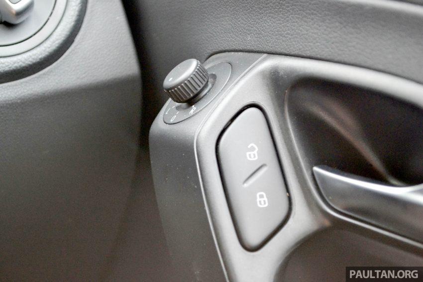 试驾:都市之驹 Volkswagen Polo, 高性价比入门级德系。 Image #29028