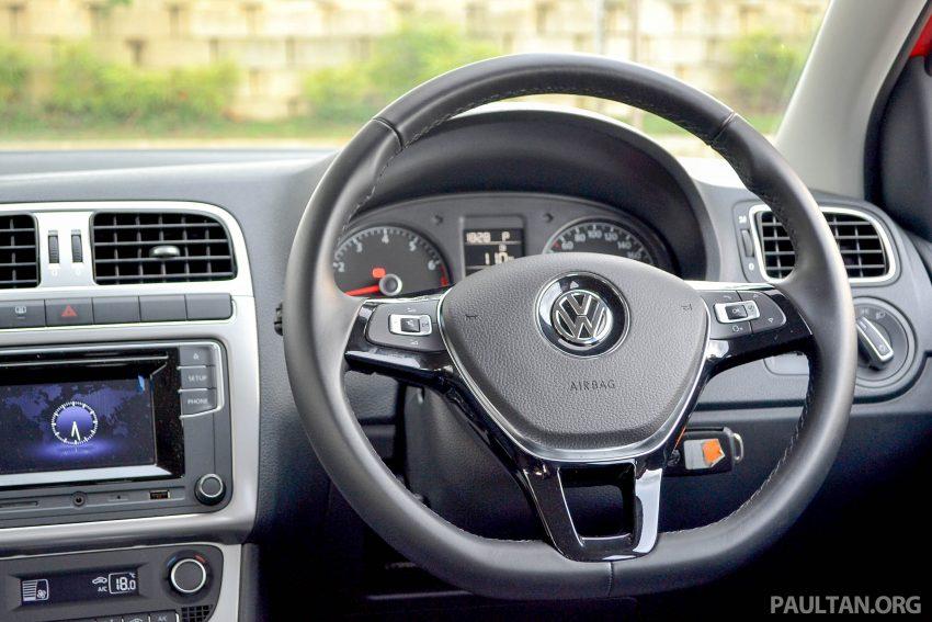 试驾:都市之驹 Volkswagen Polo, 高性价比入门级德系。 Image #29030