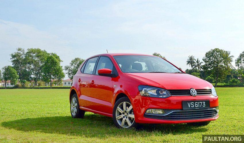 试驾:都市之驹 Volkswagen Polo, 高性价比入门级德系。 Image #29033
