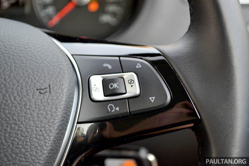试驾:都市之驹 Volkswagen Polo, 高性价比入门级德系。 Image #29035