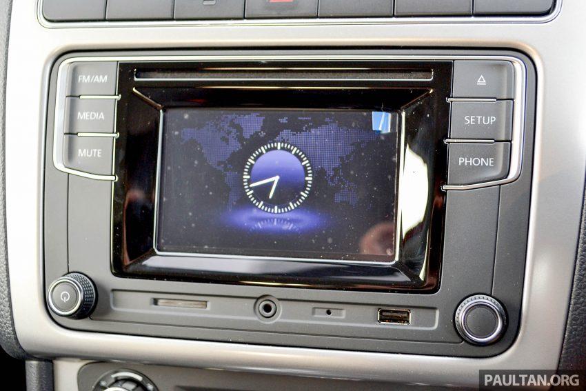 试驾:都市之驹 Volkswagen Polo, 高性价比入门级德系。 Image #29036