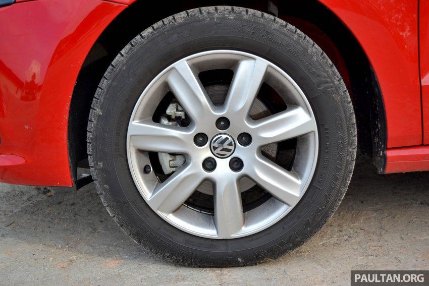 试驾:都市之驹 Volkswagen Polo, 高性价比入门级德系。 Image #29009