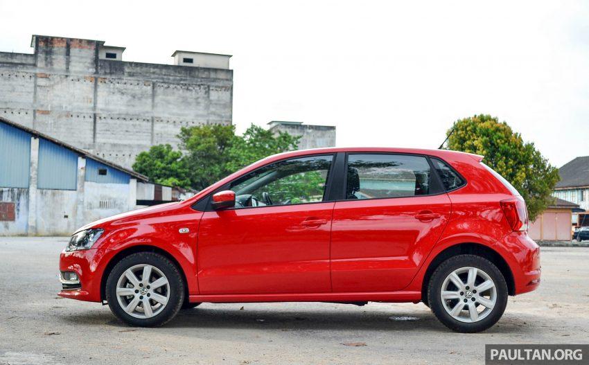 试驾:都市之驹 Volkswagen Polo, 高性价比入门级德系。 Image #29010