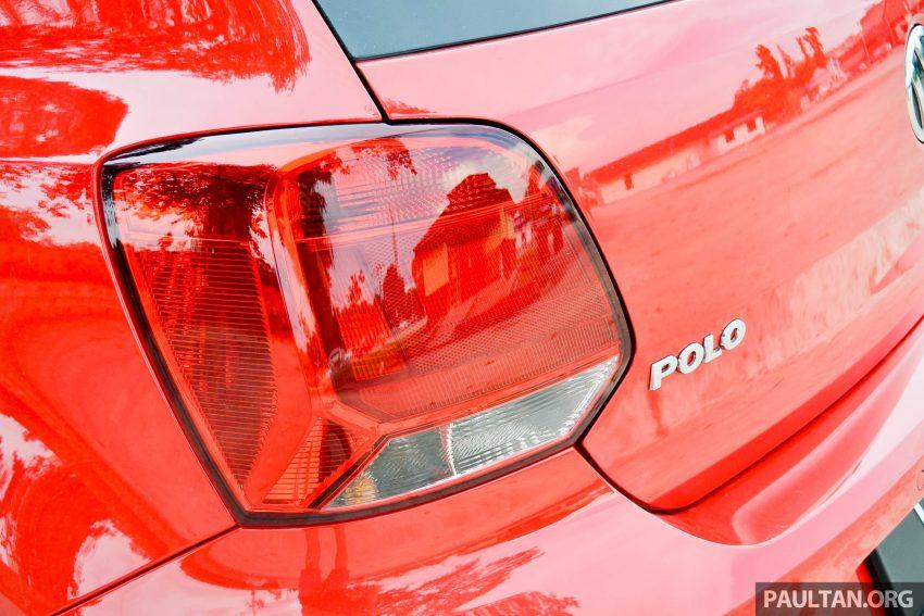 试驾:都市之驹 Volkswagen Polo, 高性价比入门级德系。 Image #29011